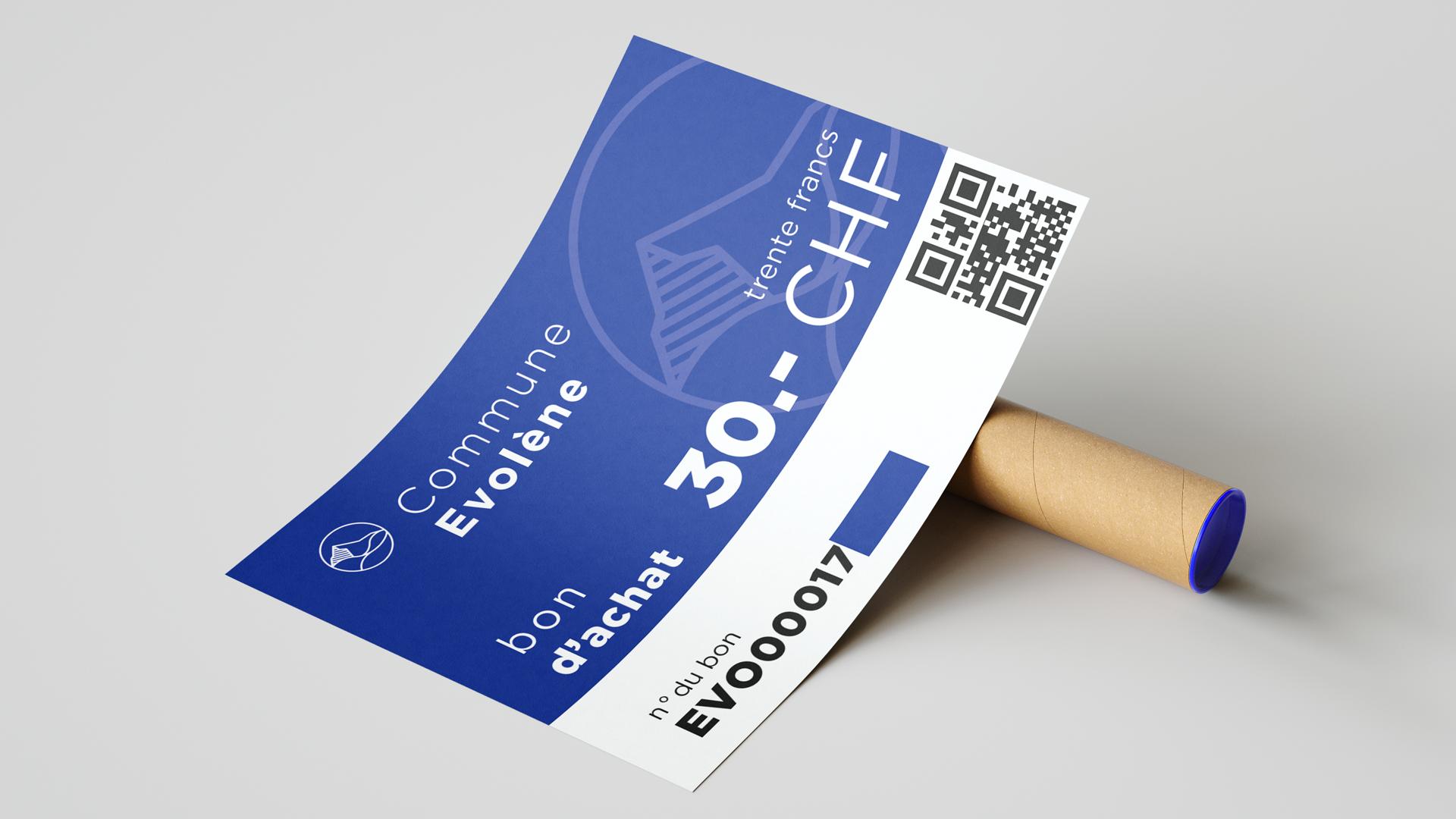 Nous équipons des communes avec des systèmes numériques de bons d'achat.