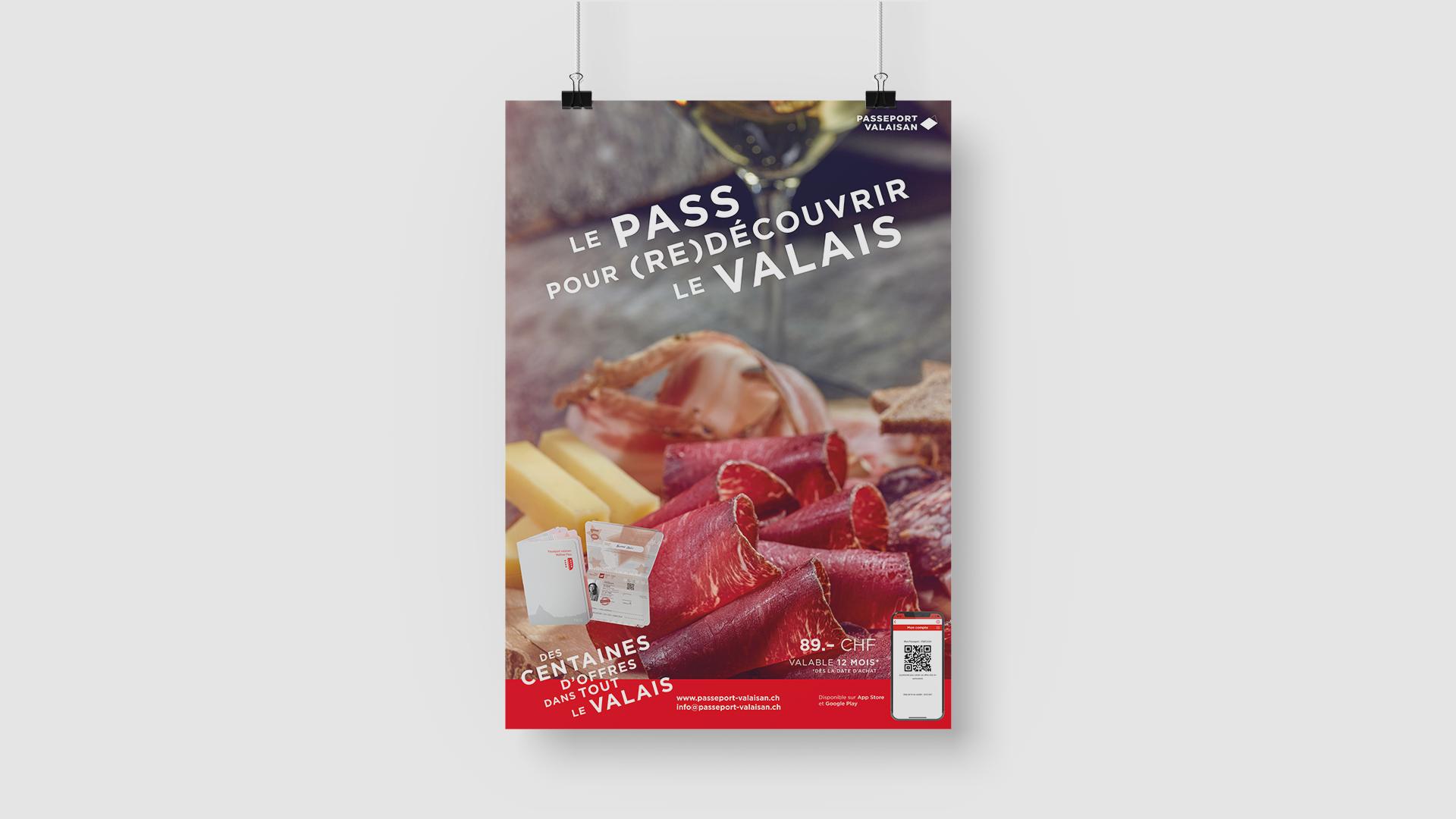 Le Passeport valaisan propose des centaines d'offres en Valais !
